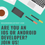 iOS or Android Developer needed! thumbnail