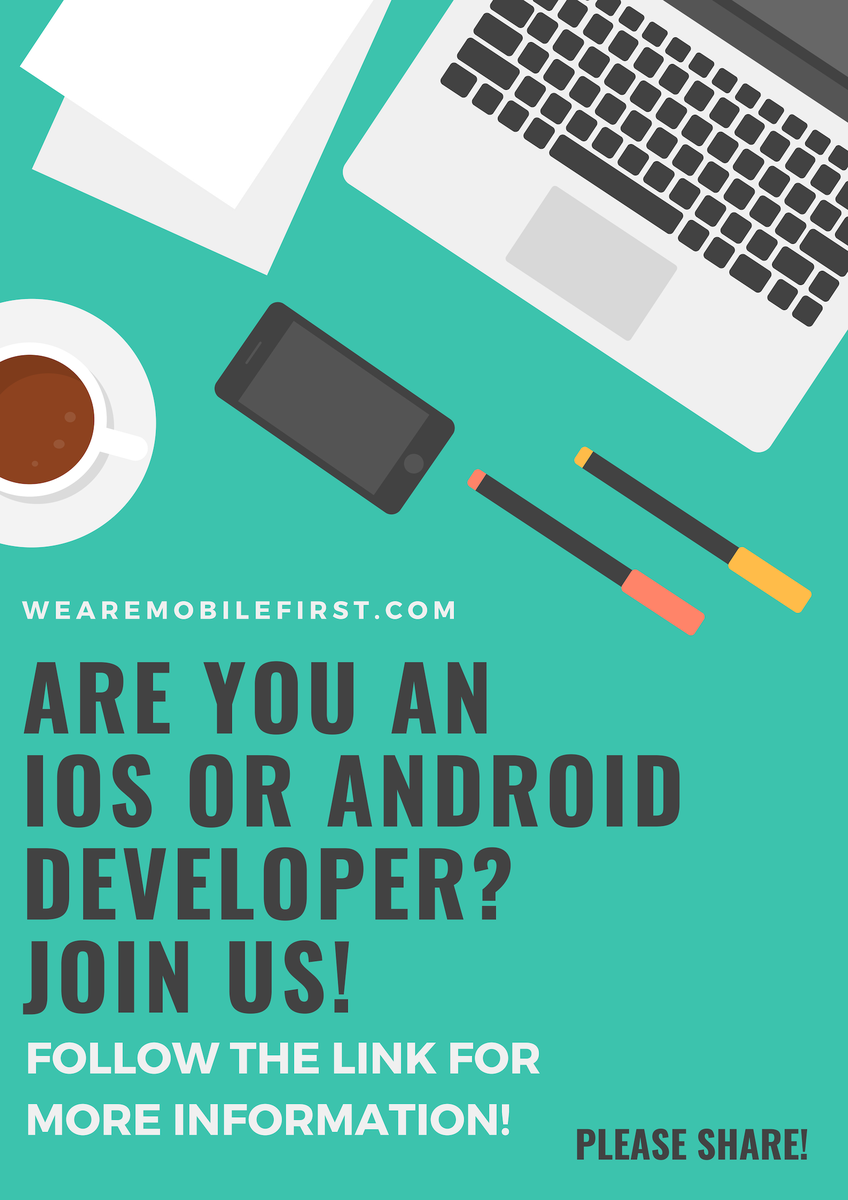 iOS or Android Developer needed! image 1