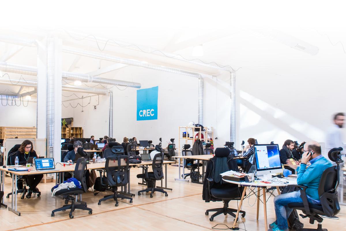 CREC Coworking in Poble Sec
